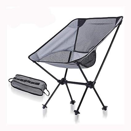 Link Co Silla Plegable al Aire Libre Silla de Camping portátil Silla ...