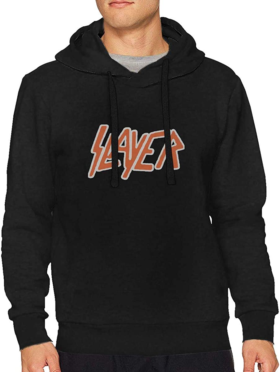 Slayer Band Mens Pullover