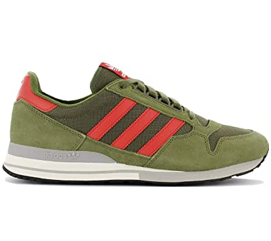 adidas Originals ZX 500 OG S79179 Green Men Trainers Sneaker Shoes Size  EU  42 2 f8028a437f4c