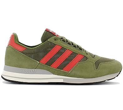 c5bfe6f1c adidas Originals ZX 500 OG S79179 Green Men Trainers Sneaker Shoes Size  EU  42 2