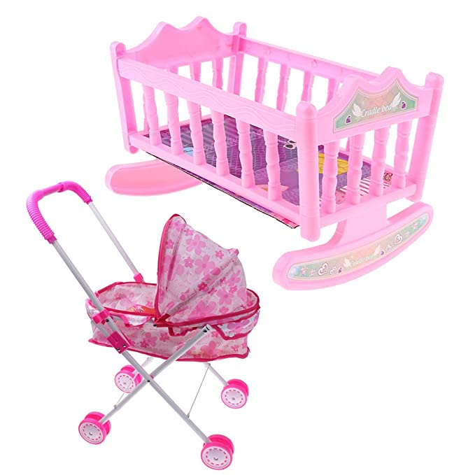 Amazon.com: Fityle - Cochecito de bebé y silla de paseo de ...