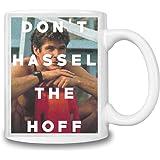 Dream Boy David Hasselhoff Mug Cup