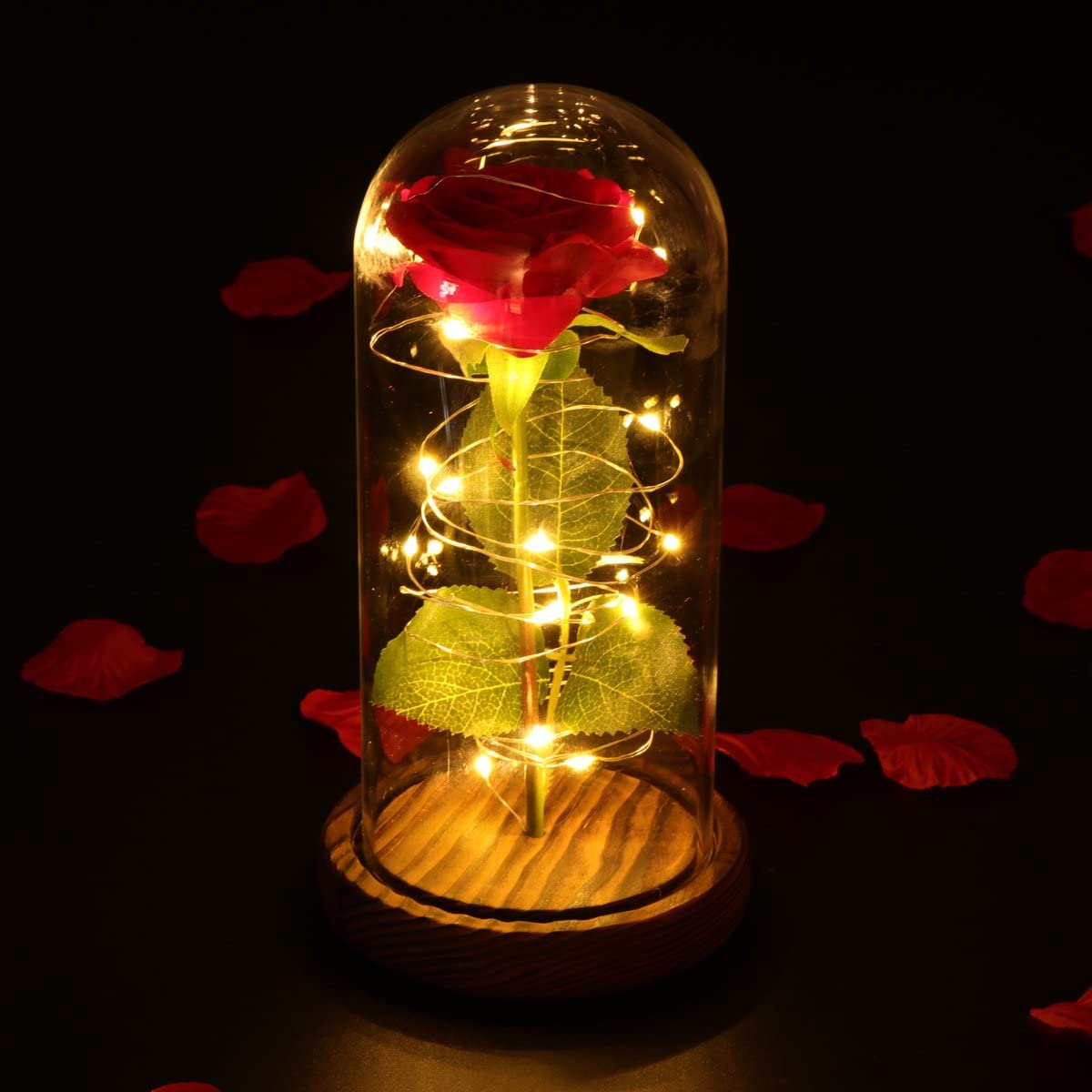 rosa san valentin