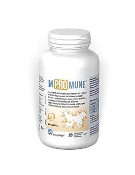 20 pastillas impromune: Amazon.es: Productos para mascotas