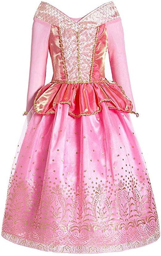 A_Feel Vestido de Fiesta Disfraz de Reina Princesa Cosplay Dress ...