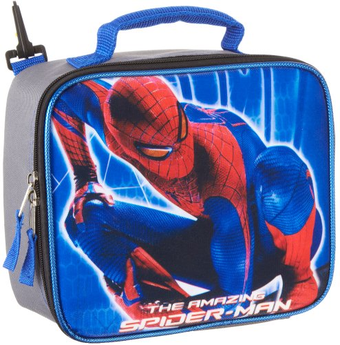 Spider Man Lunch (The Amazing Spiderman Lunch Box by Animewild)