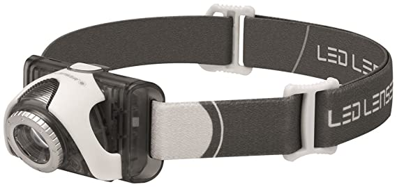 Review LED Lenser SEO5 Head