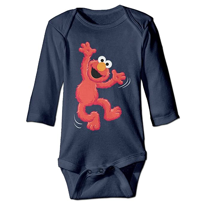 Amazon.com: Popular Cute Rojo Muppet Elmo bebé recién nacido ...