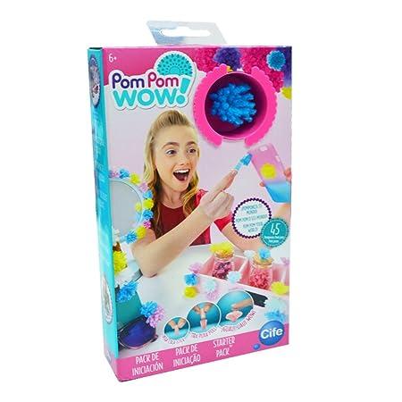 Pom Pom Wow – Basteln, Starter Pack (Maya Toys 40575)