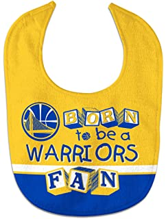 Embroidered Warriors Baby Security Blanket