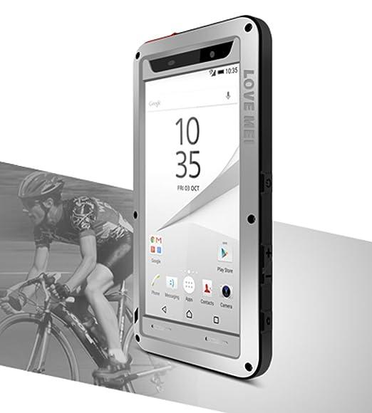 """2 opinioni per Custodia per Sony Xperia Compact (11,68 cm (4,6"""") Z5, LOVE MEI Brand in"""