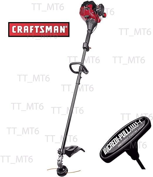 Craftsman Weedwacker - Cortadora de gas de 2 ciclos (25 cc): Amazon.es: Bricolaje y herramientas
