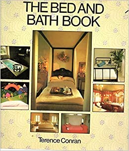 The Bed And Bath Book Terence Conran 9780517559406 Amazon Com