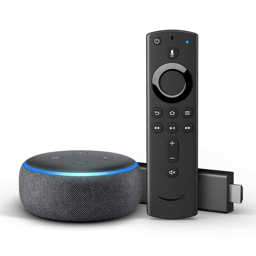[amazon.de] Fire TV Stick + Echo Dot 3 generacija za 49,99€ umjesto 89,99€