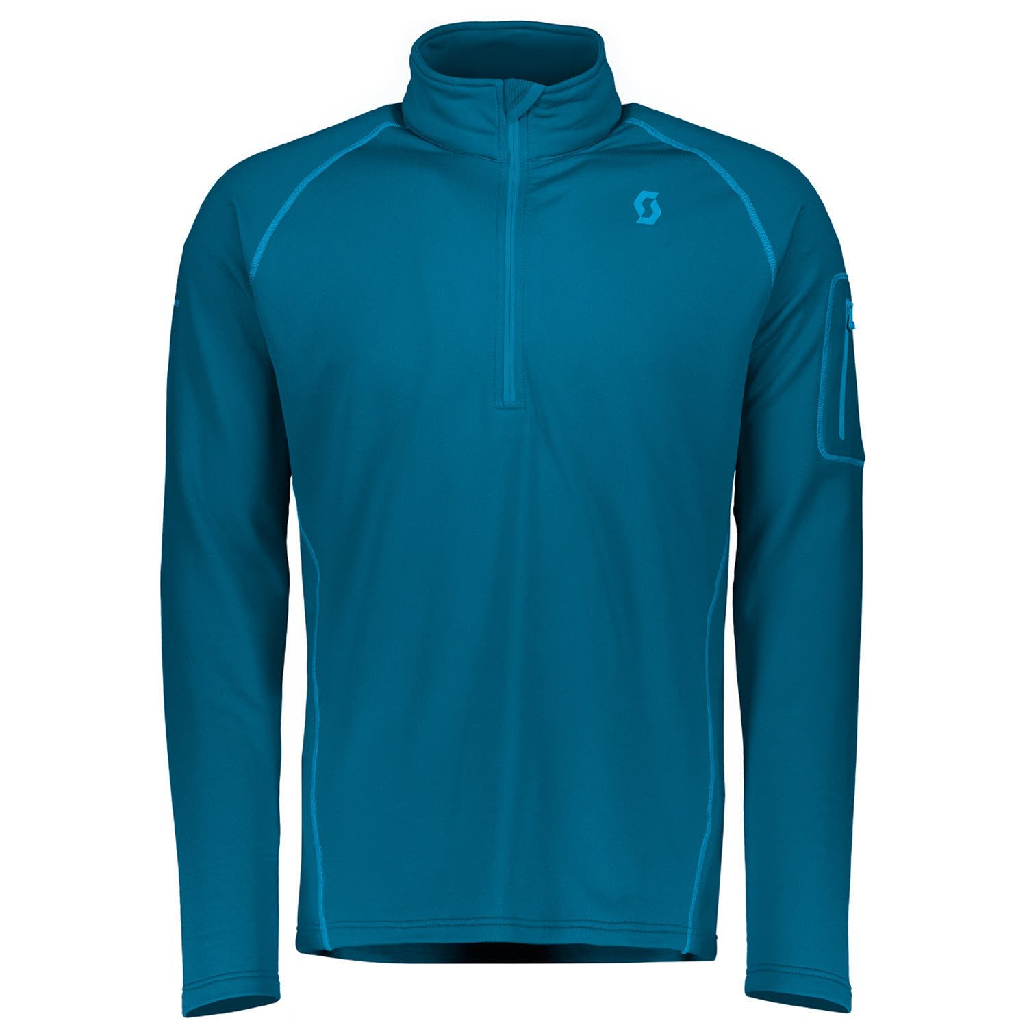 Scott SCO Pullover Defined Light lunar Blau