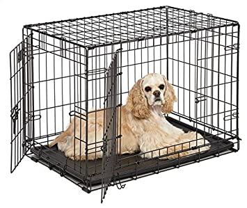 MidWest ICrate Folding Metal Dog Crate Part 62
