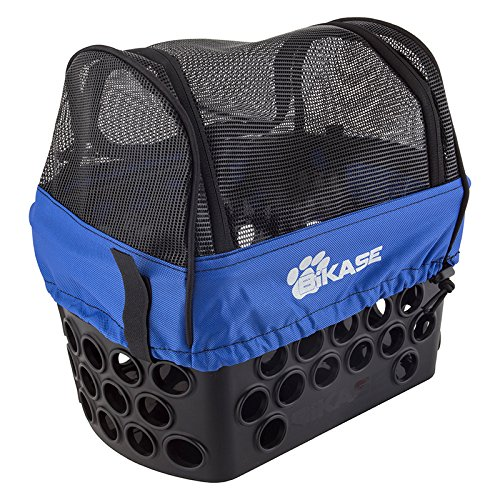 Bikase Pet Basket Cover fits Bessie Basket Includes Cover /& Pad Only