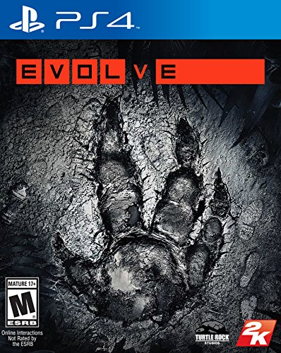 evolve-playstation-4