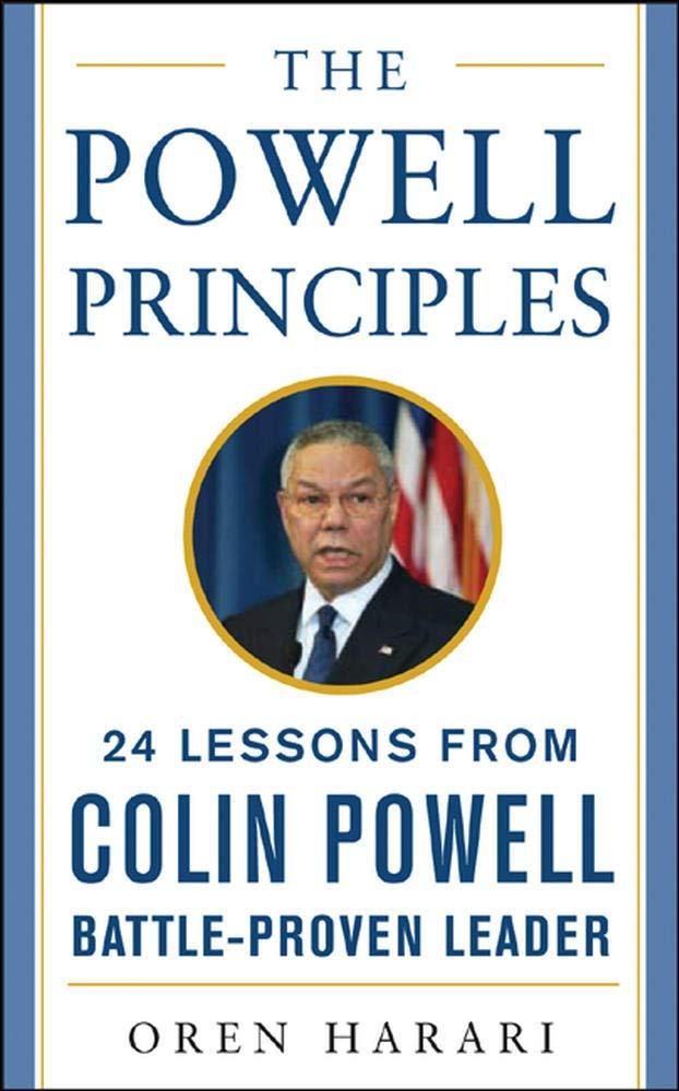 Image for Powell Principles