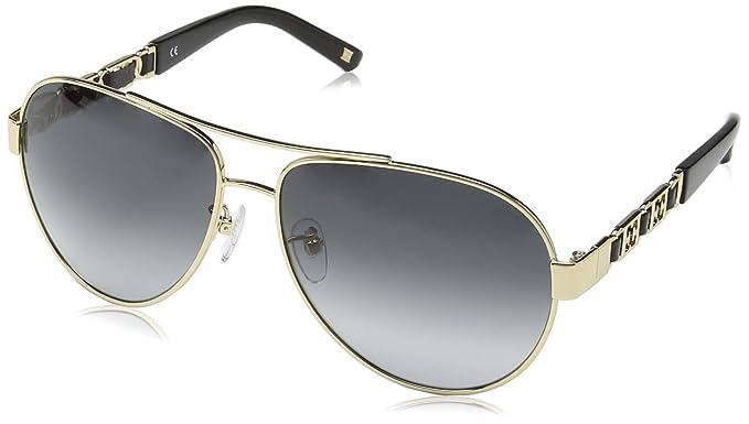 2f81f66043c Escada Women s SES829 Aviator Sunglasses  Amazon.co.uk  Clothing