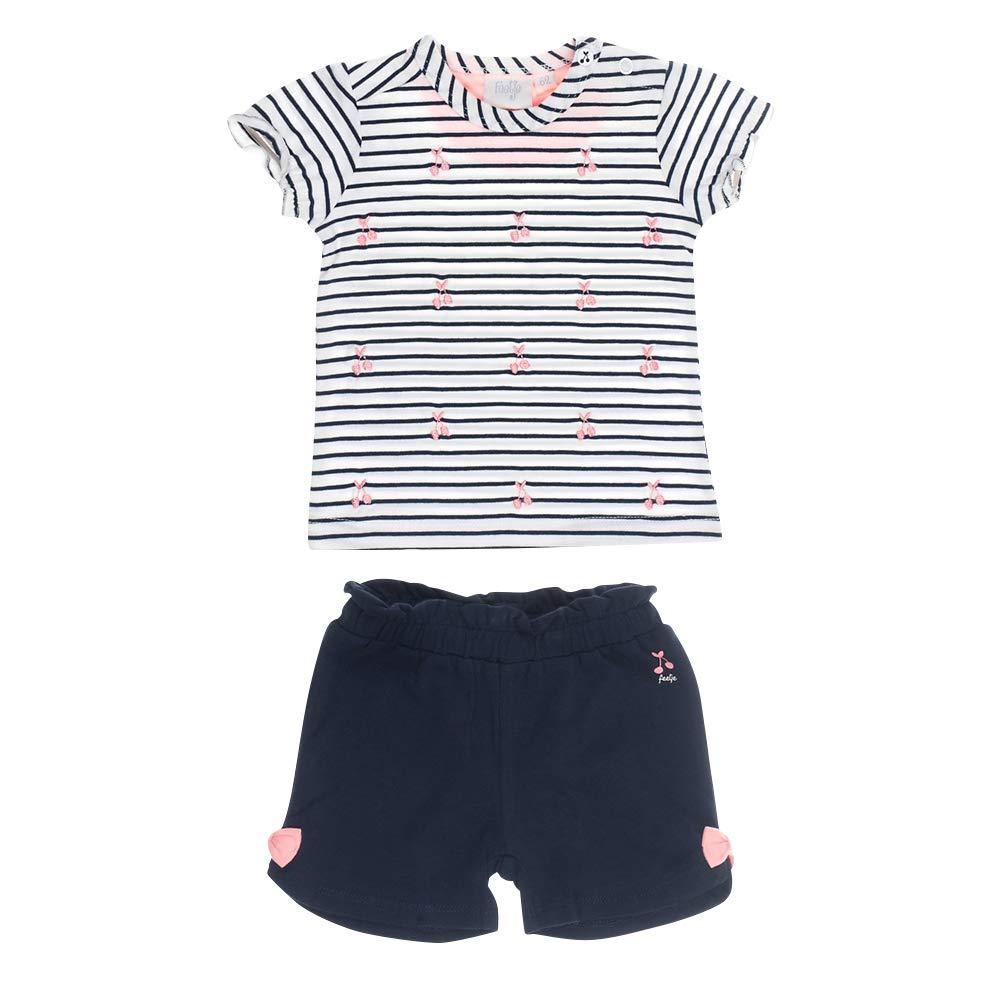 Sweatshirt und Legging Cherry Sweet Feetje Baby-M/ädchen Set zweiteilig