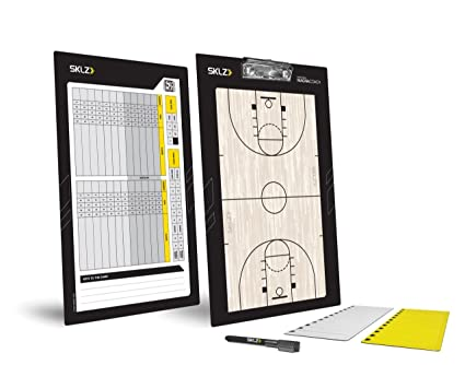 Amazon.com: SKLZ magnacoach Basketball Coaching Herramienta ...