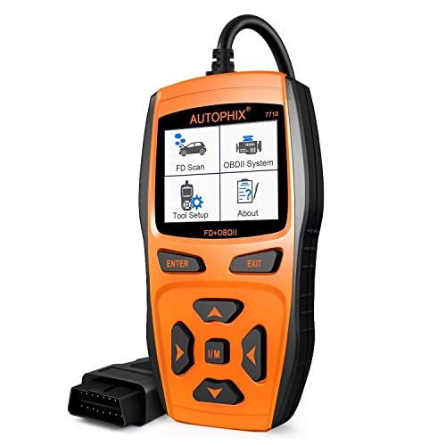 Autophix 7710 is among the best Ford Scan Tool