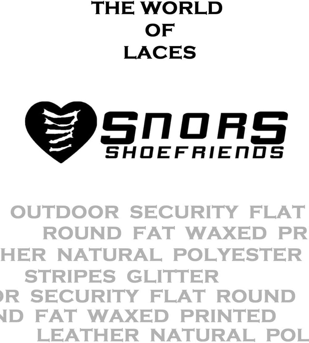 Dentelles SNORS LACETS de COULEUR ronds ARGENT 2-3mm