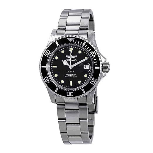 Invicta Pro Diver Reloj de Hombre Cuarzo 40mm Correa y Caja de Acero 26970: Amazon.es: Relojes