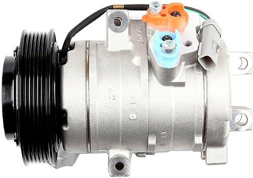 AC Compressor /& A//C Clutch For Chrysler 300 /& Dodge Magnum Charger