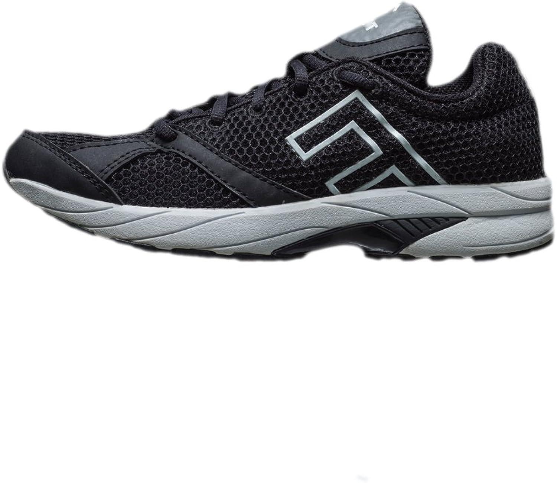 Feet2 Zapatillas de Running de Material Sintético Para Mujer, Color Negro, Talla 39: Amazon.es: Zapatos y complementos