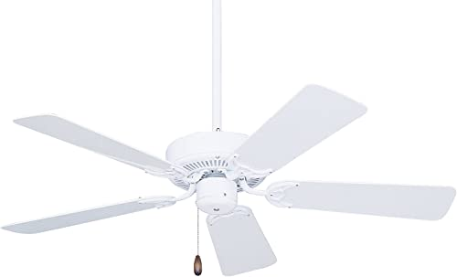 Emerson Ceiling Fans CF742PFWW Summer Night Indoor Outdoor Ceiling Fan
