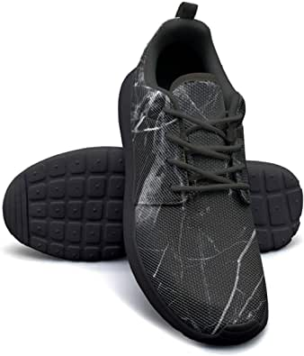 Amazon.com | Hobart dfgrwe Black Marble Abstract Texture ...