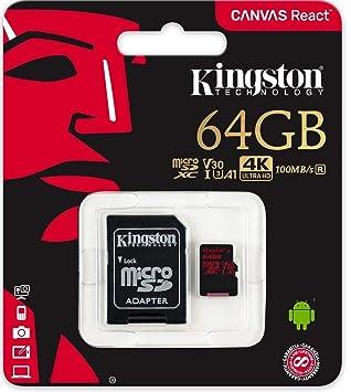 Amazon.com: Kingston - Memoria Micro SD de 8 GB, 16 GB, 32 ...