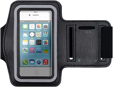 kwmobile Brazalete deportivo para Apple iPhone 4 / 4S: Amazon.es ...