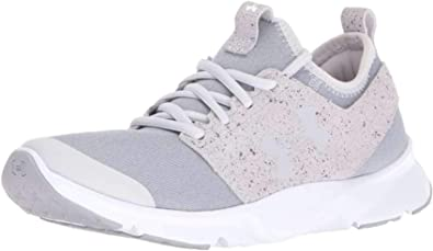 under armour white womens shoes