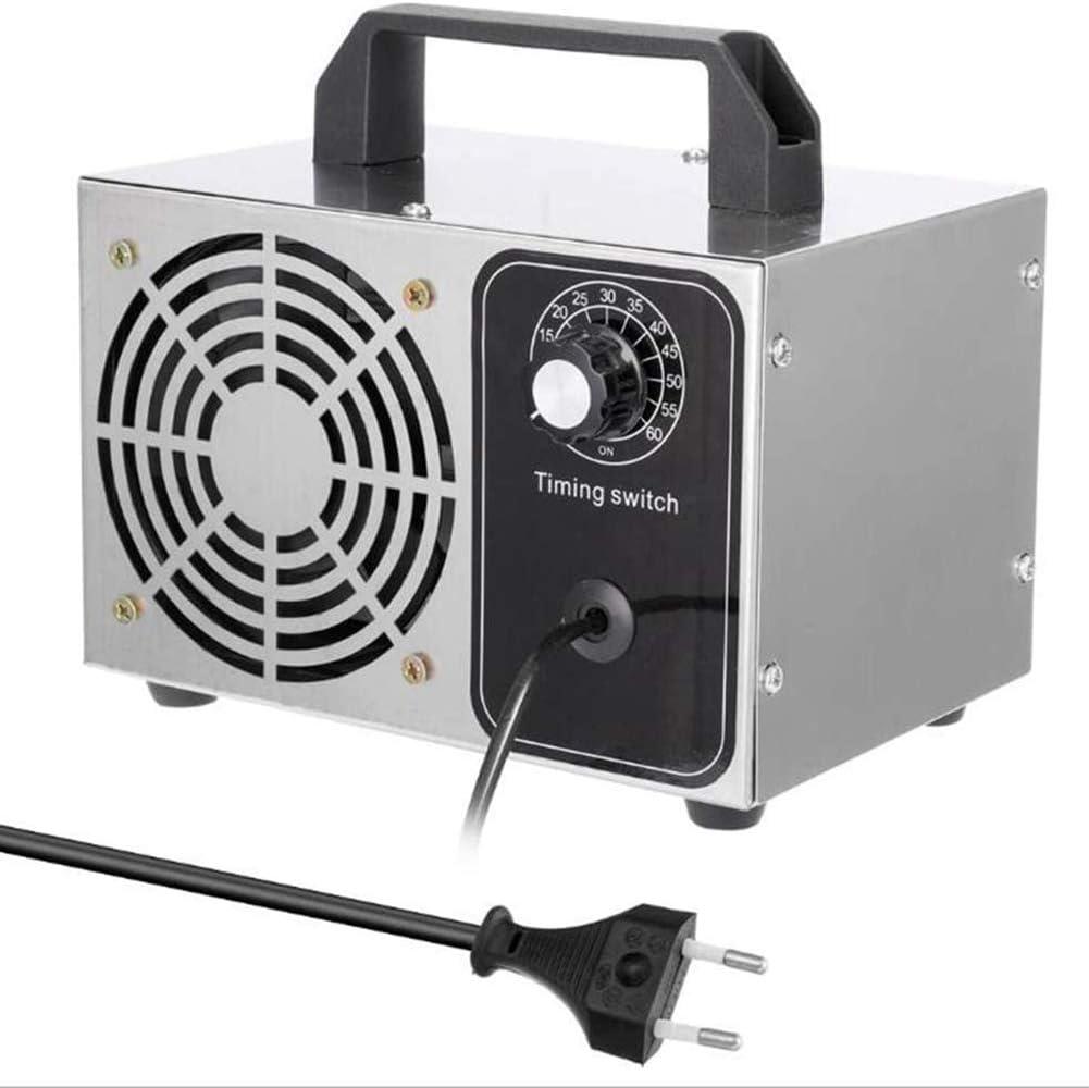 YLEI Purificador de Aire - 24G Generador de Ozono Portatil, Máquina Tabletas Purificador de Aire Ozonizador con Temporizador, Ozonizador Máquina: Amazon.es: Deportes y aire libre