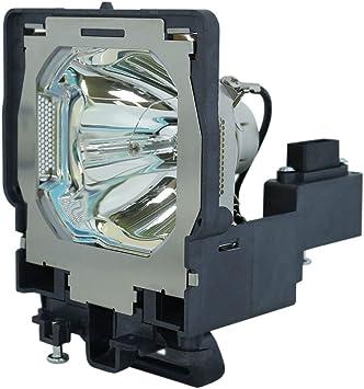 DataStor Replacement Lamp Eiki POA-LMP125 Ushio Bulb Inside