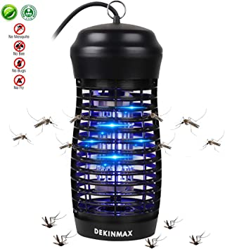 Lámpara Contra Insectos Eléctrica