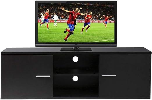 Graspwind - Estantes de luz LED para televisor (51 Pulgadas), diseño Moderno, Color Blanco: Amazon.es: Juguetes y juegos