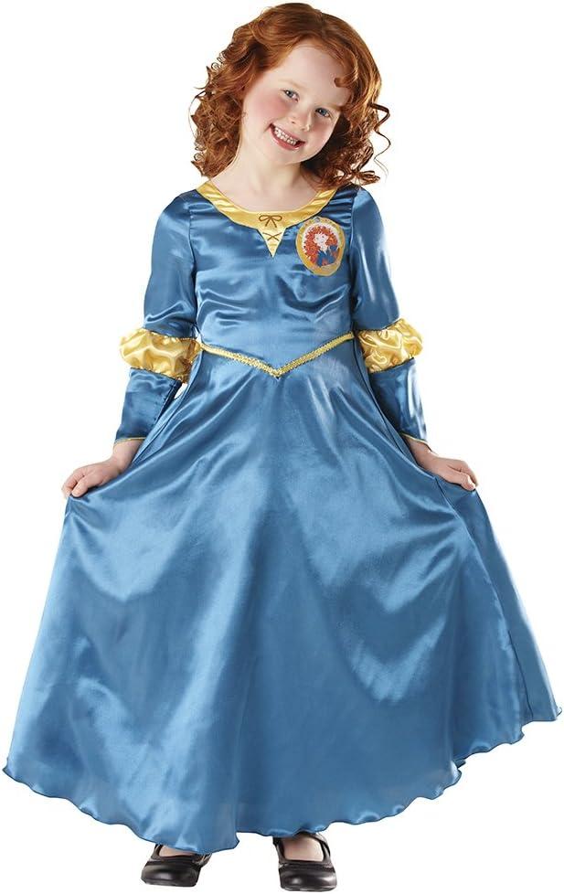 Disney - Disfraz Infantil de Merida clásico (RubieS I-881877M ...