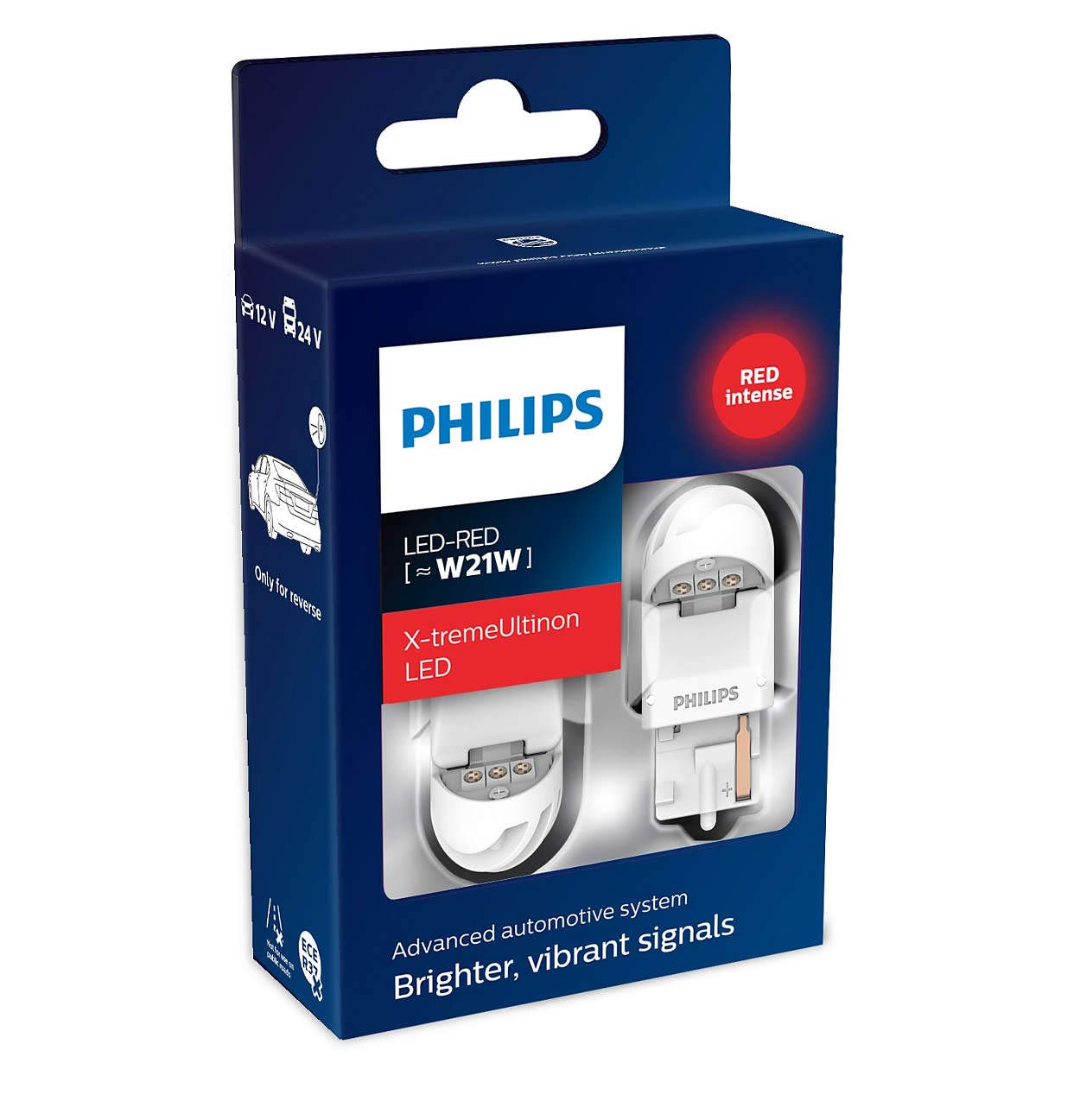 Philips automotive lighting 129416000KX1 X-tremeUltinon LED Luce per abitacolo C5W 30mm Festoon 6000K 12V 6000 Kelvin 1 Pezzo