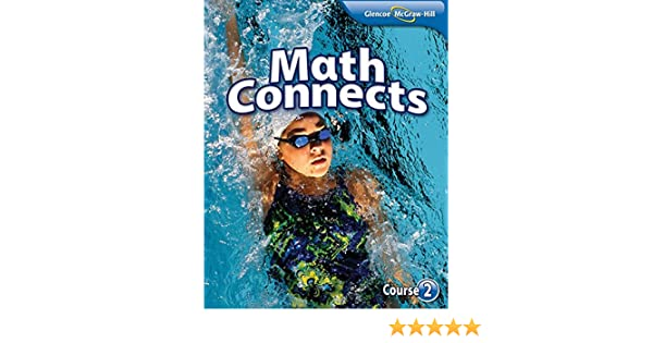 Amazoncom Math Connects Course 2 Student Edition Math Applic