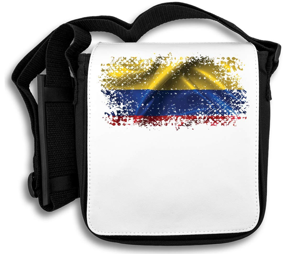Colombia South America Bogota Country Series Nationality Flag Nice to Sac d'épaule
