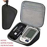 COMECASE Hard Carrying Case for Omron 5 Series Upper Arm Blood Pressure Monitor (Perfect Size)