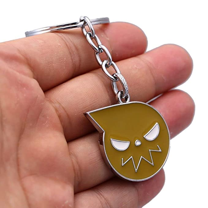 Amazon.com: Mct12 - SOUL EATER Keychain Anime Charm Key ...