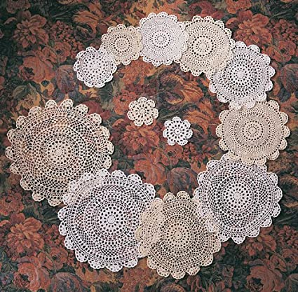 Amazon Tcc Handmade Crochet Lace Doily 100 Cotton Crochet