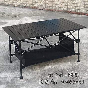 Xing Lin Mesa Al Aire Libre Tabla De Aleación De Aluminio Plegable Portátil Ultraligero Mostrar Tabla