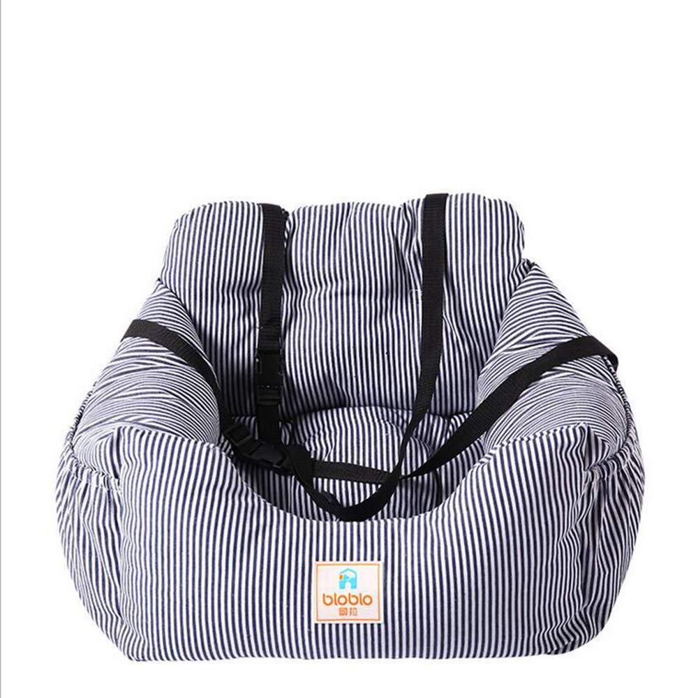 Cestello per Auto Pet out Travel Car Cuscino del Sedile Piccolo E Medio Dog Kennel Cushion 55  50  30Cm (21.65  19.7  11.8 Pollici)