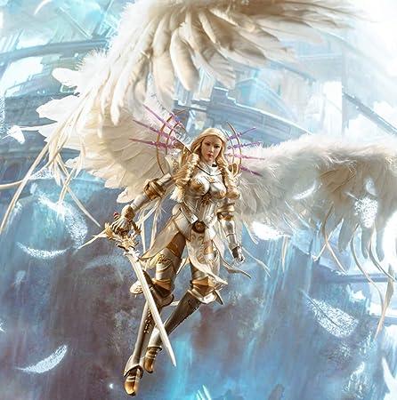 "LUCIFER 1//6 Scale Wings Of Dawn Michael Big Angel Hood for 12/"" Figure"